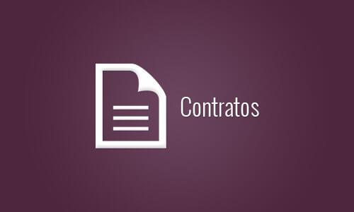 Informações sobre contratos